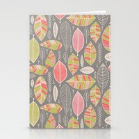 Leaf Study No. 1 Stationery Cards