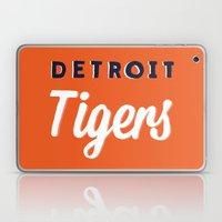 Detroit Tigers Laptop & iPad Skin