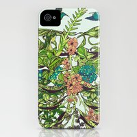 iPhone 4s & iPhone 4 Cases featuring Daydreamer by Huebucket