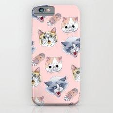 Cat Attack iPhone 6 Slim Case