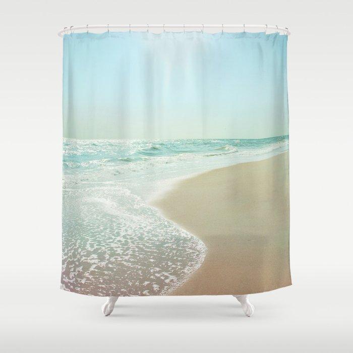 Good Morning Beautiful Sea Shower Curtain By Bella Blue