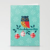 WOOHOO IT'S CHRISTMAS! Stationery Cards