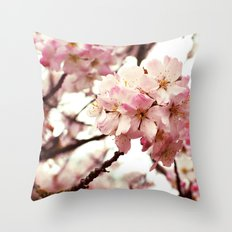 Front and Centre Throw Pillow