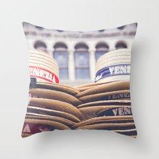Venezia II Throw Pillow