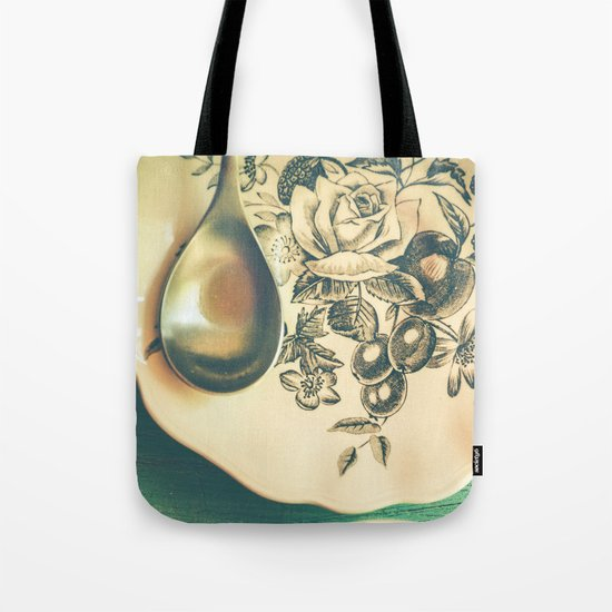 Wake Up Call Tote Bag