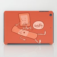 Come To My Aid iPad Case