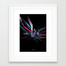 THE DANCER 2 Framed Art Print