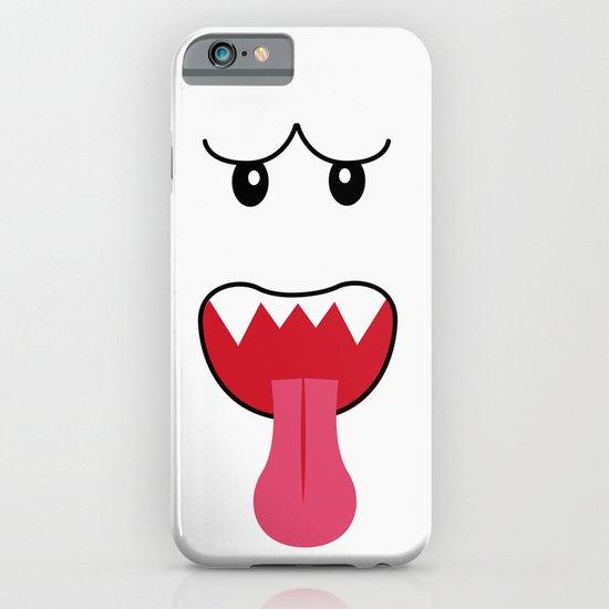 Minimalist Boo iPhone & iPod Case