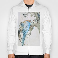 Feather fairy by Sergey Sergeevich 1912 Hoody