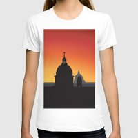 italy T-shirts featuring Italy by Nove Studio