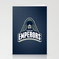DarkSide Emperors -Blue Stationery Cards