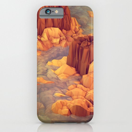 Nonsense Island [Warm Version] iPhone & iPod Case
