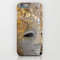 Masquerade ball iPhone 6 Slim Case