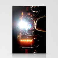 Rockin' In The Free World Stationery Cards
