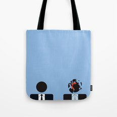 Scanners - Altenative Movie Poster Tote Bag
