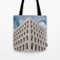 The origin of simmetry Tote Bag