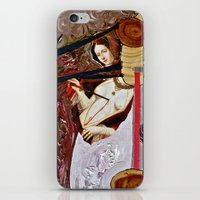Deathgown iPhone & iPod Skin