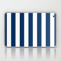 Nautical Stripes Laptop & iPad Skin