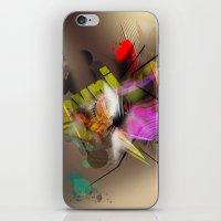 My O.V.N.I iPhone & iPod Skin