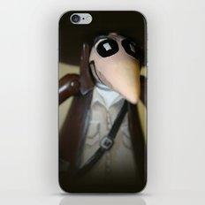Adventure Spy iPhone & iPod Skin