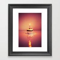 Celebrate Framed Art Print