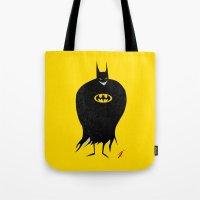 The Bat Creep Tote Bag