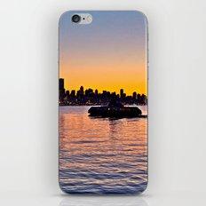 Vancouver Skyline iPhone & iPod Skin