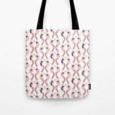 Geometric Girls Tote Bag