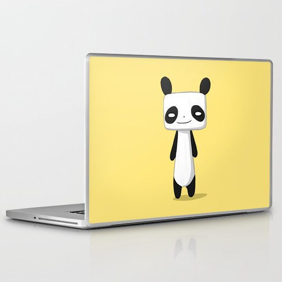 Panda 2 Laptop & iPad Skin