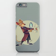 Basil, the great mouse detective! iPhone 6s Slim Case