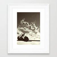 Lets Play Framed Art Print