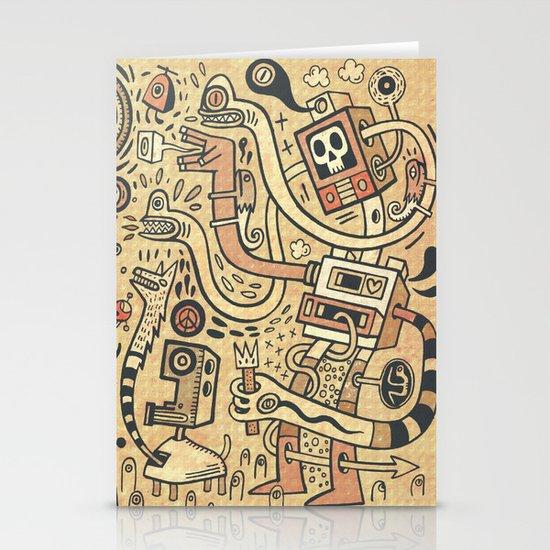 Arbracosmos Stationery Card