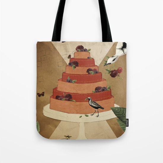 Let Them Eat Cake :: II Tote Bag