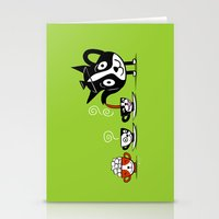 Boston Tea Partyware Stationery Cards