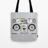 1 kHz #2 Tote Bag