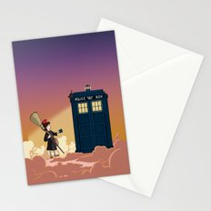 Doctor's Delivery Service Stationery Cards