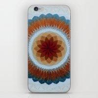 Toroidal Floral (ANALOG … iPhone & iPod Skin