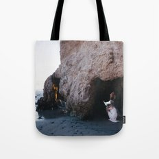 The mermaid that lost her tail Tote Bag