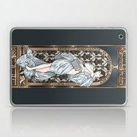 A Scandal in Belgravia - Mucha Style Laptop & iPad Skin