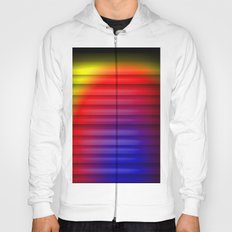 Stack of colour Hoody