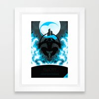 Elliott Ekthorian Framed Art Print