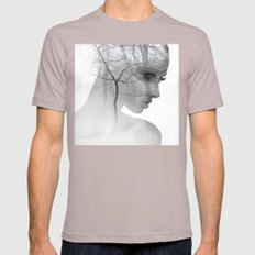 Sometimes all I want is to get lost Mens Fitted Tee Cinder SMALL