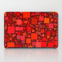 Post It Red iPad Case