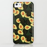 Avocado Pattern iPhone 5c Slim Case
