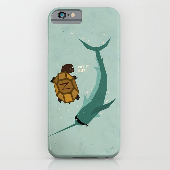 T is for Turtle iPhone & iPod Case