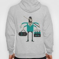Back to Indie Business Hoody