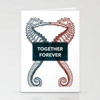 Together Forever Stationery Cards