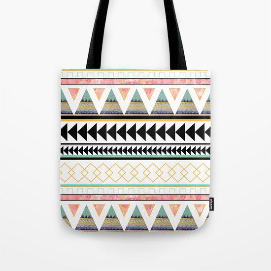 Aztec 3 Tote Bag