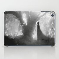 Black And White - Autumn… iPad Case