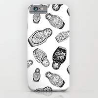 iPhone & iPod Case featuring 88 by Katya Zorin